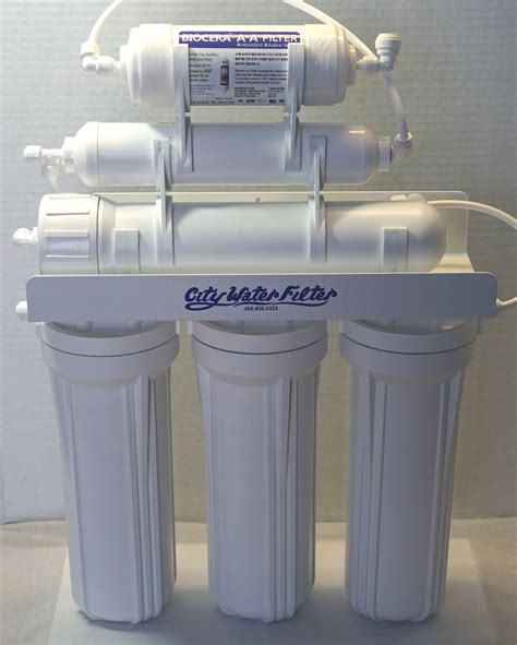 reverse osmosis filter reverse osmosis install city water filter corp