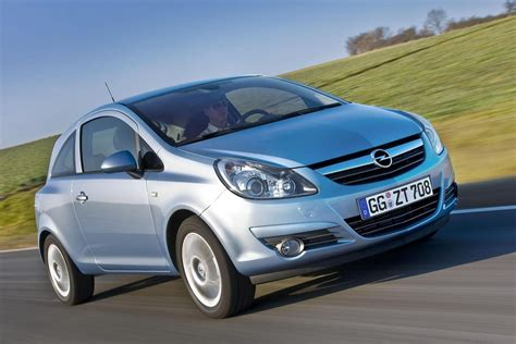 opel corsa 2008 2008 opel corsa and astra ecoflex review top speed