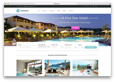hotel reservation system template hotel reservation system template images template design