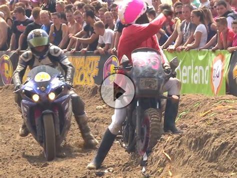 Cross Motorrad 350ccm by Motogp Extrem Durchgeknallt Zwarte Cross Motogp