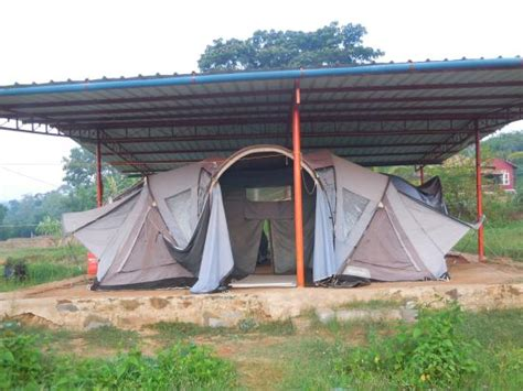 The Tents Are Here To Stay 3 by Stay In The Tent Picture Of Dandeli Chalet Dandeli