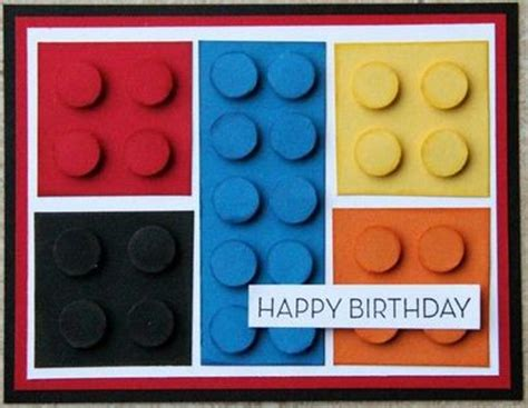 printable birthday cards lego lego birthday card papercraft juxtapost