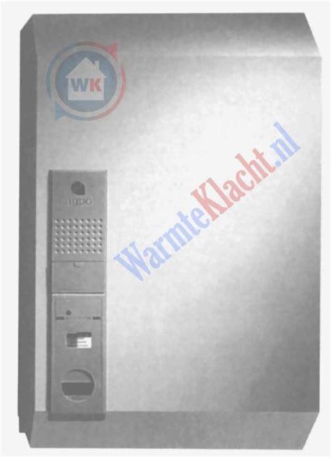 T Dus E20 Merk Clipsal informatie verwarmingsketel agpo type econforte hmc 23 warmteklacht nl