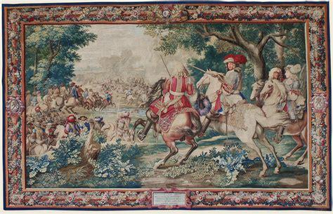 Gobelin Tapisserie by Tapisserie Des Gobelins Histoire Du Roi