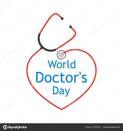 s day vector world doctor s day vector illustration stock vector