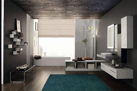 beautiful contemporary bathrooms ingenious italian style furnishings for the posh spa like