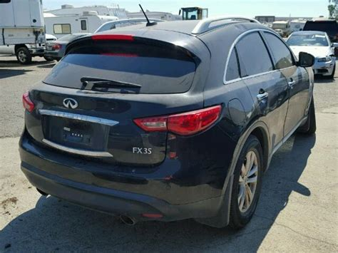 used infiniti fx35 parts 2009 infiniti fx35 parts car for sale aa0618 exreme auto