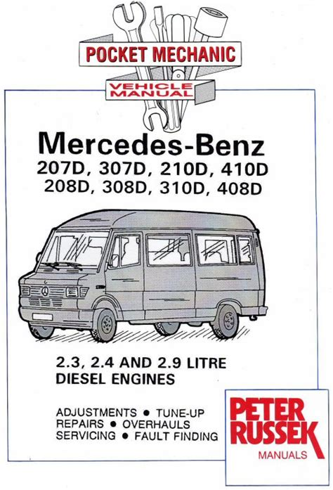 car engine repair manual 2012 mercedes benz s class parental controls 1995 2002 mercedes benz transporter 208d variants with