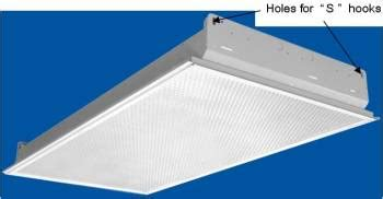 Fluorescent Light Fixtures For Drop Ceilings by Installing Lights Fans Ventilators In Suspended Ceilings