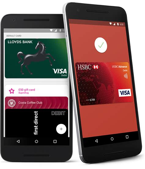 android pay cards android pay launches in the uk what is it and where can i use it