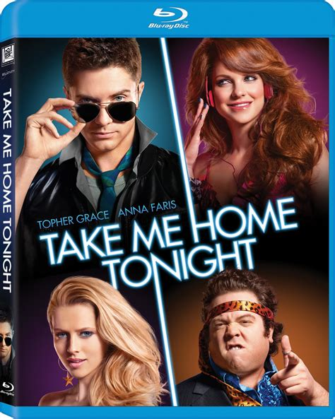 take me home tonight dvd release date july 19 2011