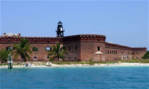 Garden Key by Garden Key Fort Jefferson Lighthouse Florida At