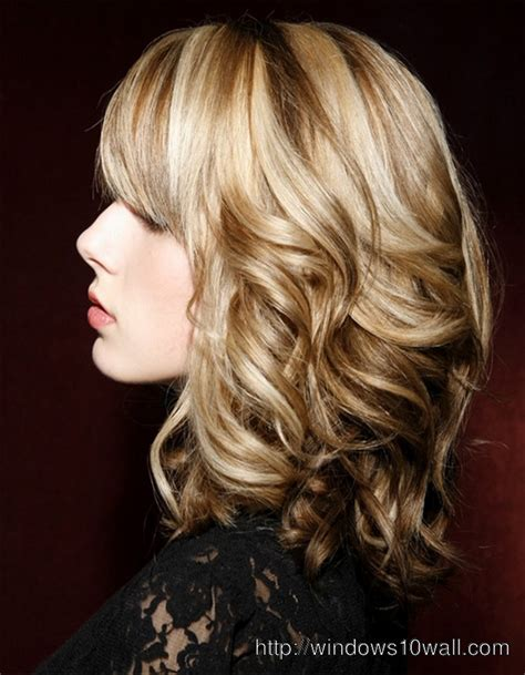 hairstyles curly hairstyle tips medium length wavy hairstyle ideas for fine hair windows