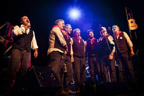 coro dei minatori di santa fiora il coro dei minatori di santa fiora all auditorium con