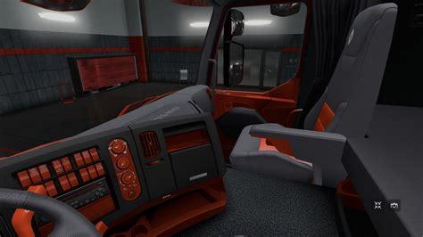 renault sport interior renault premium sport interior 1 28 mod euro truck