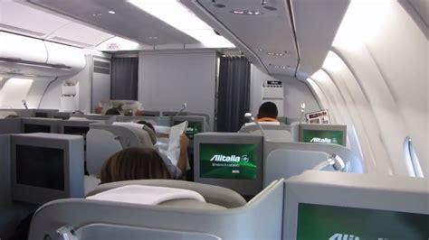 airbus a330 interni flight report alitalia miami rome airbus a330 200