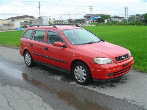 opel astra wagon opel astra wagon cd 1999 used for sale