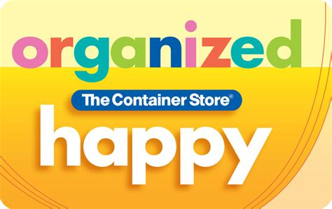 container store deutschland the container store gift card