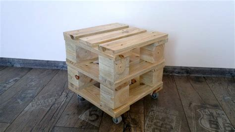 ottoman from pallet ottoman made from pallets