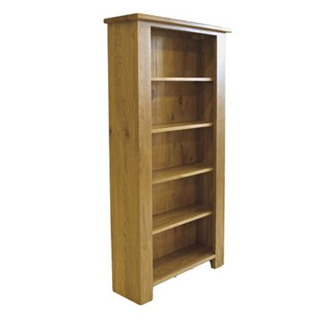 finewood studios furniture ltd oak media bookcase p26