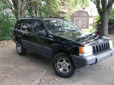 1997 Jeep Parts Purchase Used 1997 Jeep Grand Laredo Tons Of