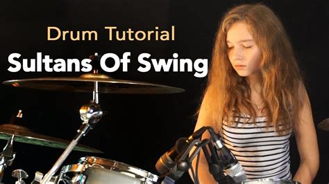 fingerstyle tutorial sultans of swing sultans of swing drum tutorial by sina youtube