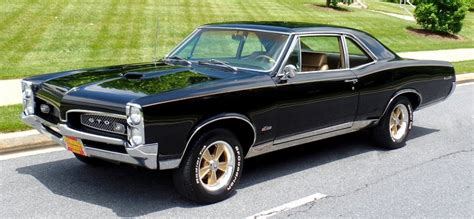 1967 Pontiac GTO H.O.   1967 Pontiac GTO For Sale To