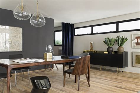 modern industrial interior design  beautiful open apartment architecture beast