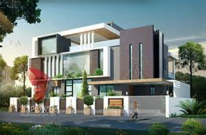 Modern Bungalow 3d Designs Lastest Bungalow 3d New Creative House Design Pvt Ltd