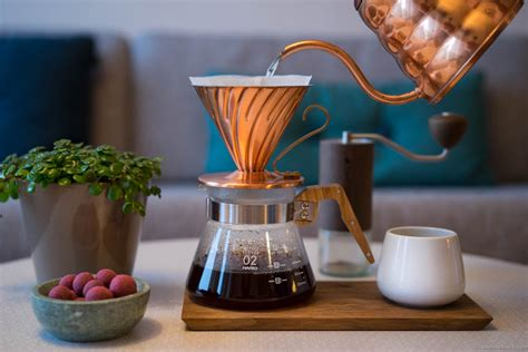 V60 Coffee how to brew the best coffee at home andershusa