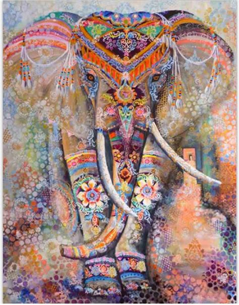 130x150cm Elephant Tapestry Colored Printed Decorative 6 aliexpress buy tapestry elephant colored printed