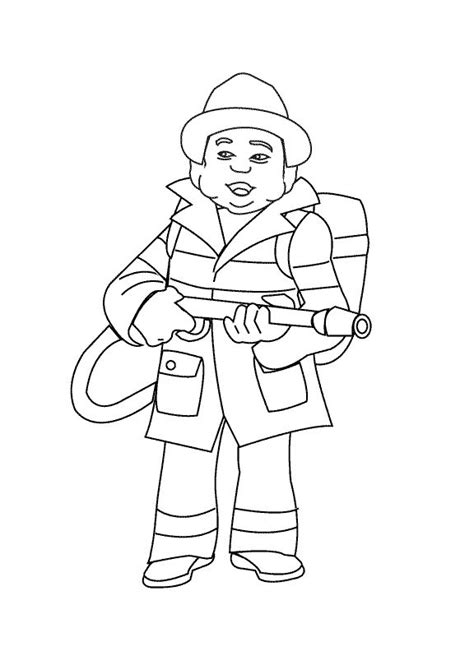 coloring pages jobs and professions variety of profession printables located in coloring
