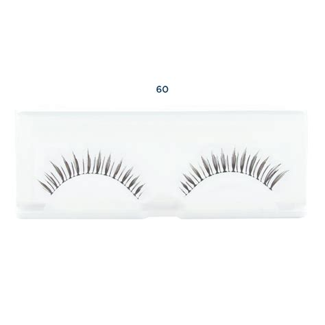glow false eyelashes ai glow doll false eyelashes 60 6 pack pro care