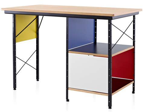 Eames Open Storage Desk Unit Hivemodern Com Desk And Storage