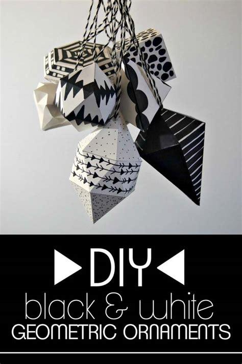 Diy Room Decor Ideas Black And White 35 Diy Room Decor Ideas In Black And White Diy Projects