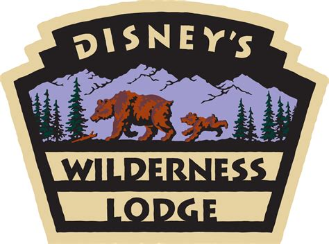 disney logo meaning file disney s wilderness lodge logo svg