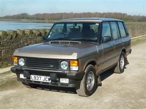 l937 jcw 1994 range rover classic soft dash low