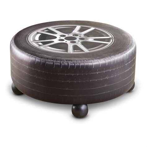 castlecreek tire coffee table 664332 living room at