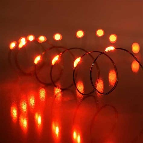 thin led lights led ultra thin wire string light