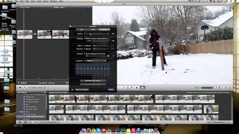 basic imovie maker tutorial youtube