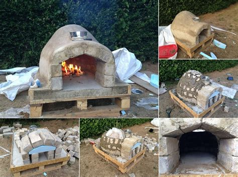 backyard pizza oven diy diy backyard pizza oven large and beautiful photos
