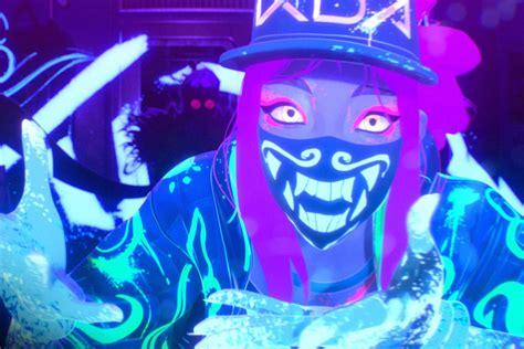 buy  official kda akali mask  rift herald