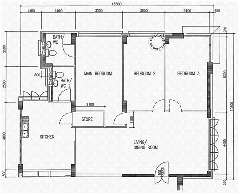 hdb floor plan pasir ris street 12 hdb details srx property