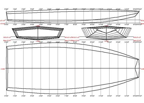 scow hull plans know now boat plans scow nme