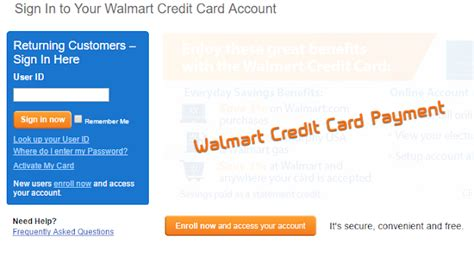 walmart credit card make a payment check credit card status hdfc icici axis bank of