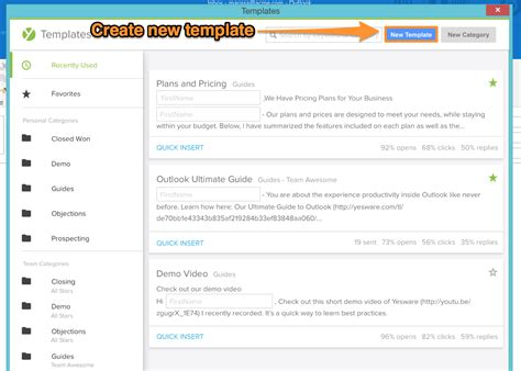 yesware outlook plugin what s new product update march 2018 yesware blog
