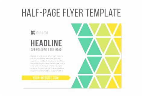 quarter sheet flyer template word 9 quarter sheet flyer template word ityot templatesz234