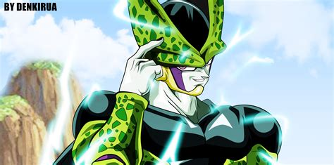 dragon ball cell wallpaper cell perfect 5k retina ultra hd wallpaper and background
