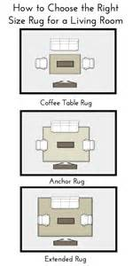 how to choose a rug how to choose the right size rug for a living room pinnable