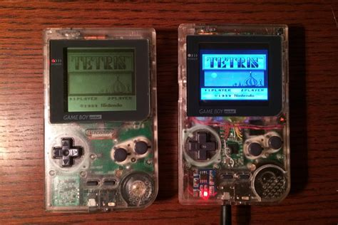 Easy Gameboy Mod | 10 awesome and easy projects for raspberry pi digital